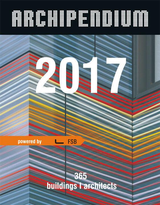 Architekturkalender 2017 | ARCHIPENDIUM 2017