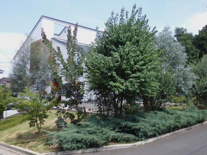 緑区A邸の外観