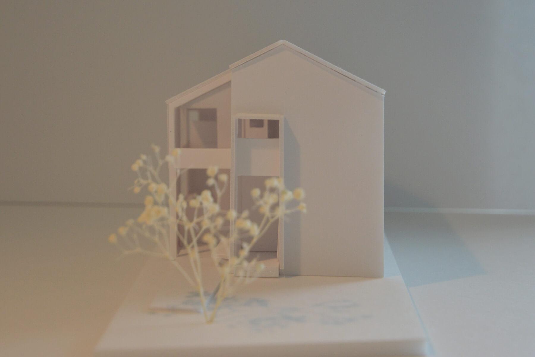 江古田 模型写真