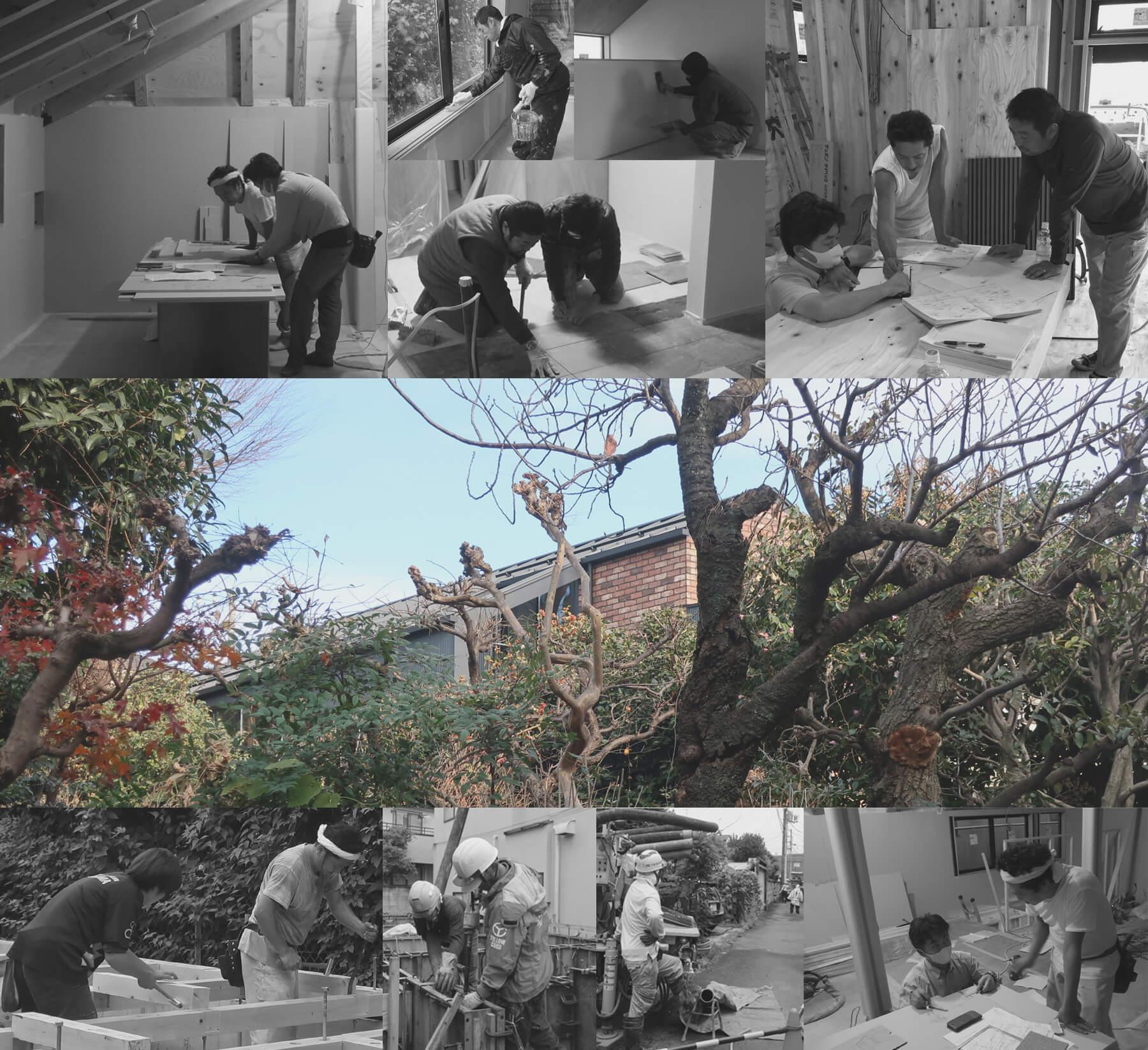 江古田K邸 現場02