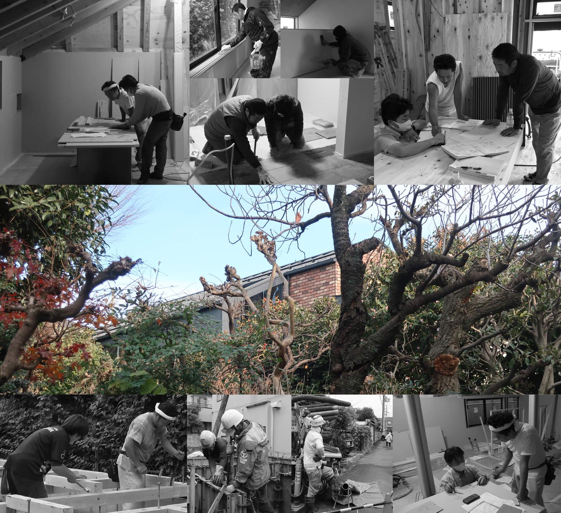 江古田K邸 竣工