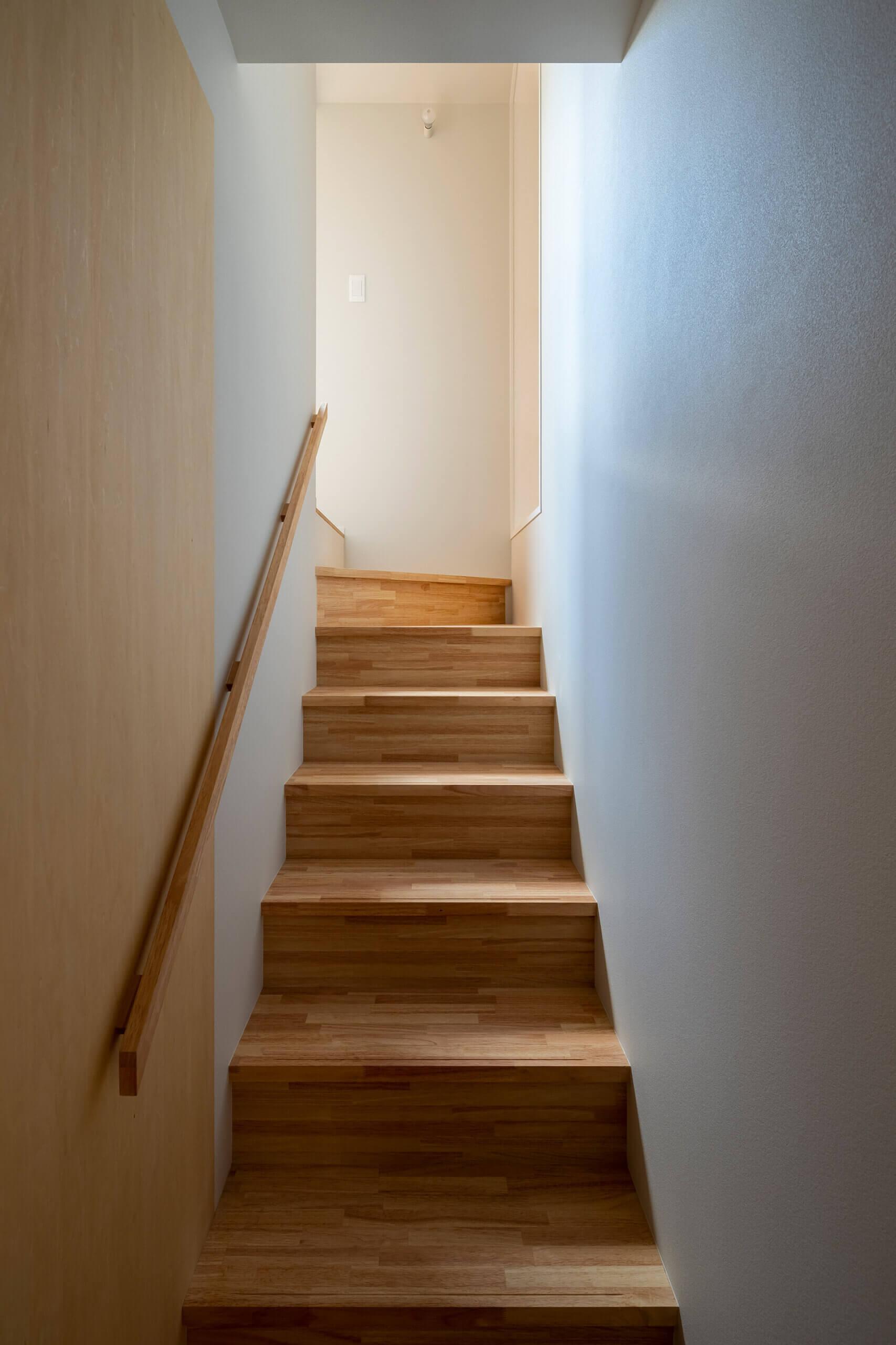 浦和S邸 階段